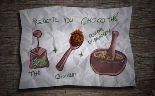 recettechocothé